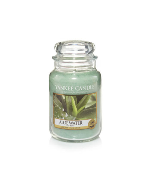 Yankee Candle ароматна свещ ALOE WATER